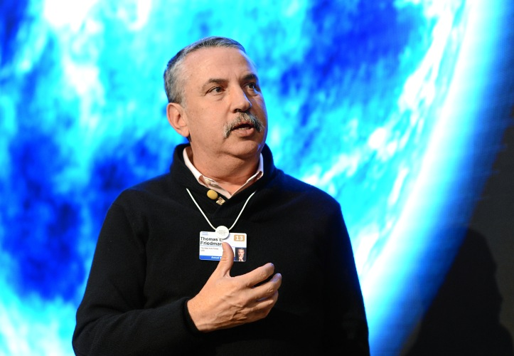 Tipping Points: Thomas L. Friedman